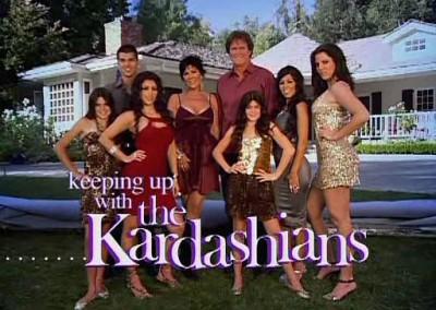 Keeping Up With The Kardashians (4Music Worldwide)