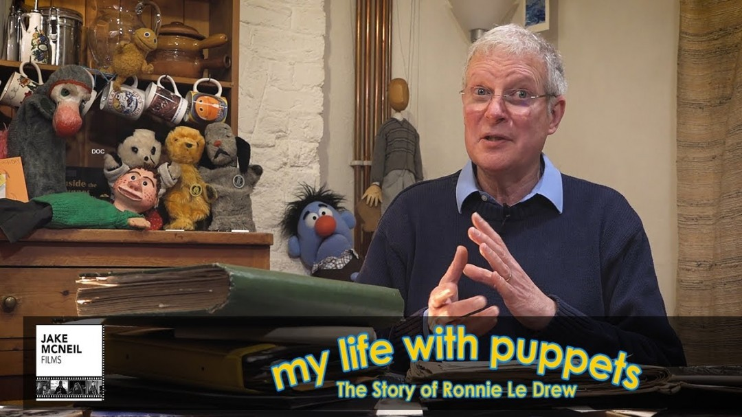 My Life With Puppets